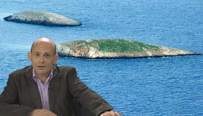 Πάρις Καρβουνόπουλος: Ελληνικό τηλεοπτικό συνεργείο ήθελε να πάει στα Ίμια αλλά το απέτρεψε η ΕΥΠ!