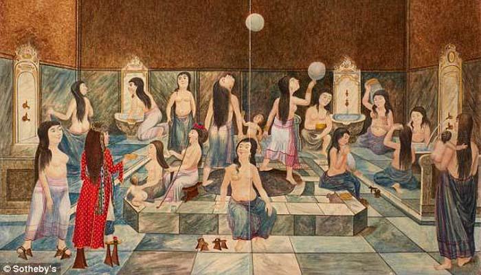 Στο σφυρί καυτό ερωτικό χειρόγραφο 200 ετών από την ακόλαστη ζωή Οθωμανού playboy [foto]