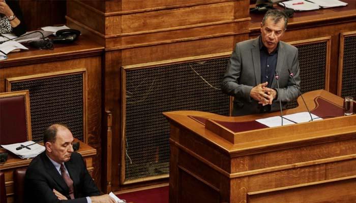 Σταύρος Θεοδωράκης: Το νομοσχέδιο για τη ΔΕΗ δεν δίνει λύσεις αναβάλλει τις λύσεις - Κρύβετε τα προβλήματα κάτω από το χαλί