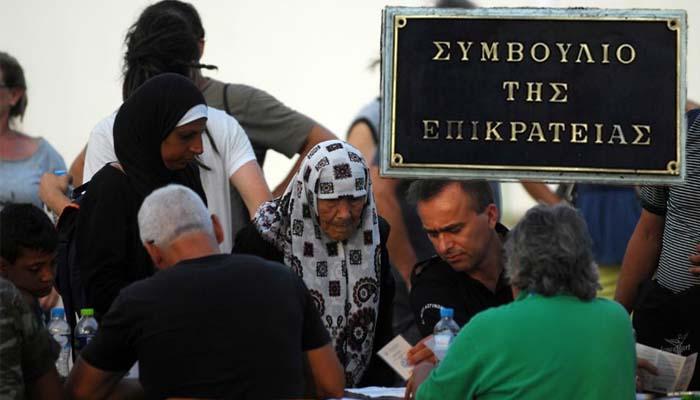 ΣτΕ: Οι μετανάστες που έχουν ζητήσει άσυλο, θα κινούνται ελεύθερα στη χώρα