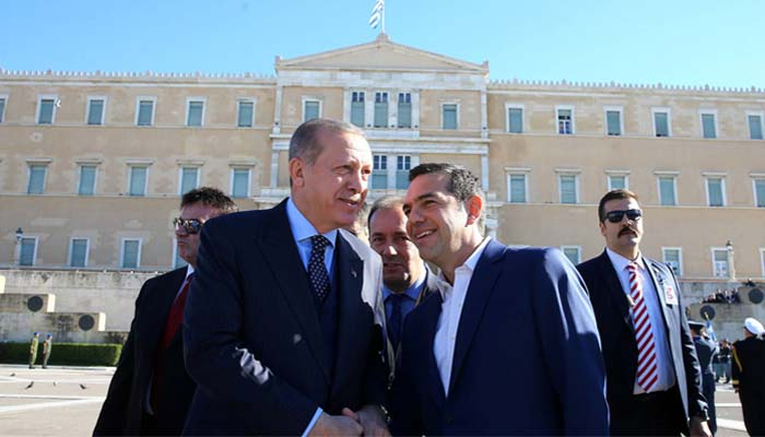 El Pais: Πιο ανησυχητική η ένταση μεταξύ Αθήνας και Αγκυρας, απ΄όλες τις διπλωματικές κόντρες της Τουρκίας