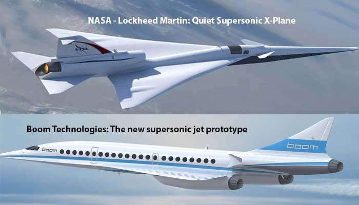 Το νέο «στοίχημα» της NASA είναι να αναγεννήσει τις υπερηχητικές πτήσεις