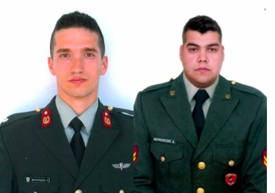 Βόμβα Ερντογάν: Δώστε μας τους 8 ώστε μετά να συζητήσουμε για τους δύο Έλληνες στρατιωτικούς