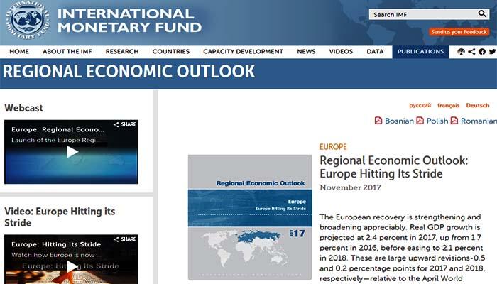 ΔΝΤ για Ελλάδα: Αύξηση της παραγωγικότητας για να γίνει η χώρα ανταγωνιστική