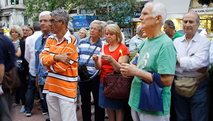 Ενιαίο Δίκτυο Συνταξιούχων: θα στραφούμε δικαστικά με μηνύσεις και αγωγές κατά παντός υπευθύνου για τις συντάξεις και τα εφάπαξ