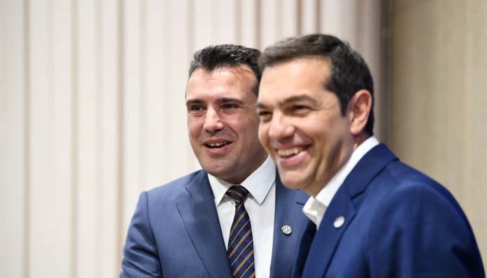 Die Zeit: Τσίπρας-Ζάεφ έχουν βρει λύση για το όνομα της ΠΓΔΜ