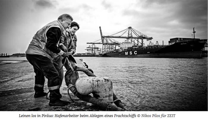 Die Zeit: O Πειραιάς το λιμάνι με την ταχύτερη ανάπτυξη παγκοσμίως