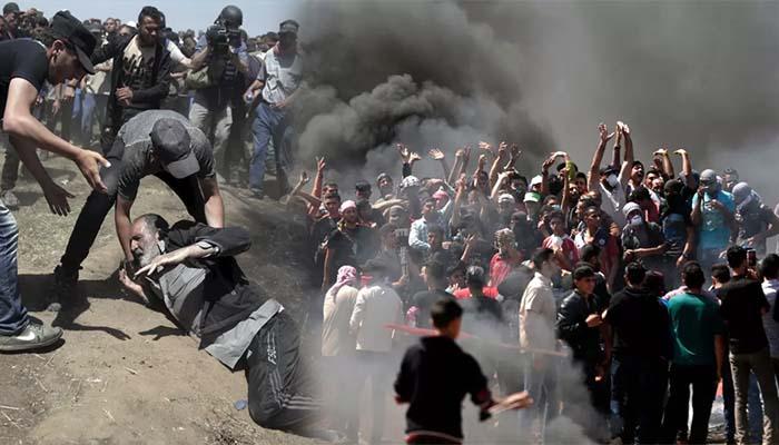 Εγκαίνια της πρεσβείας των ΗΠΑ στην Ιερουσαλήμ με 49 νεκρούς Παλαιστίνιους λίγο πριν το άνοιγμά της