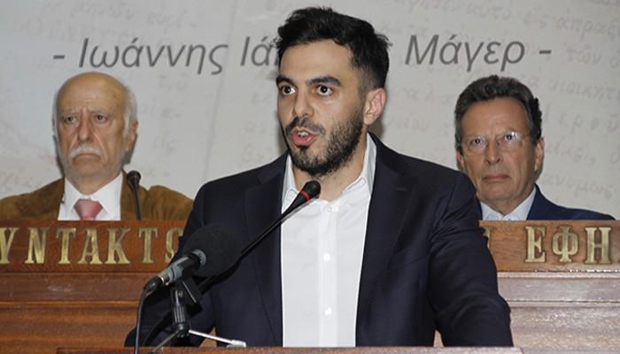 Ο Γραμματέας του Κινήματος ΑλλαγήςΜανώλης Χριστοδουλάκης «οργώνει» την Ελλάδα