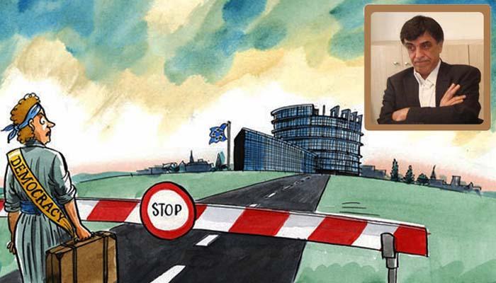 Σπύρος Παπασπύρος: Ο «αλγόριθμος» της Ευρώπης!