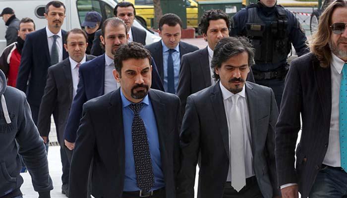 Ελεύθερος και ο δεύτερος από τους 8 Τούρκους αξιωματικούς – Ακύρωση ζητάει και πάλι η κυβέρνηση