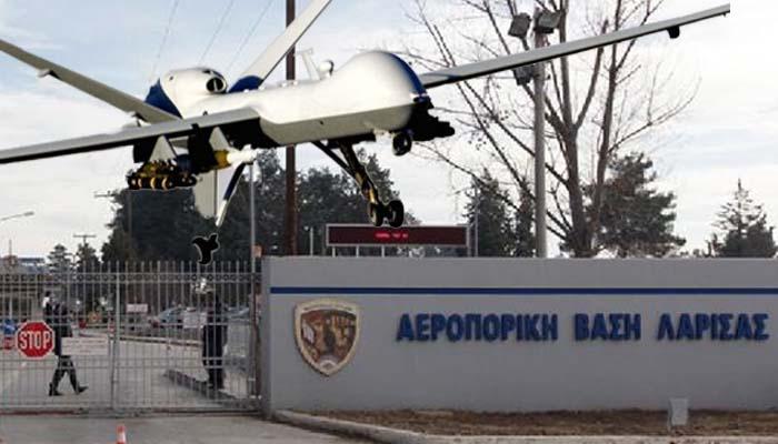Γιατί τα drones των ΗΠΑ έχουν για πρώτη φορά τα βάση τους στη Λάρισα;