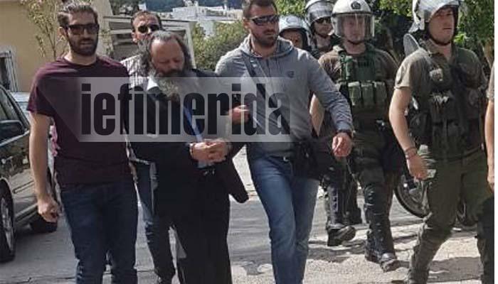 Προσωρινά κρατούμενος ο Αρτέμης Σώρρας