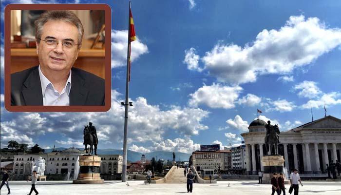 Γιάννης Μαγκριώτης Σκόπια, Ιούνιος 2018: Πώς μας έμπλεξαν έτσι;