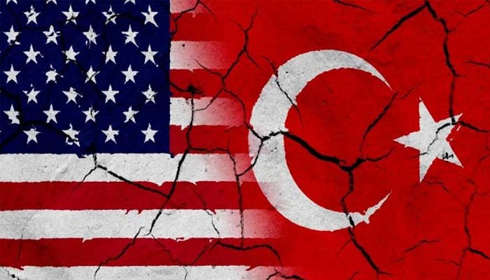 Γεωπολιτικές ανατροπές φέρνει ο «ψυχρός πόλεμος» ΗΠΑ – Τουρκίας
