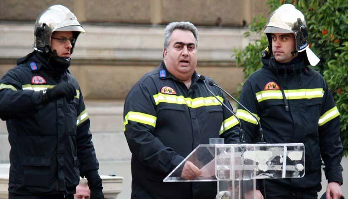 Πρόεδρος πυροσβεστών: Ο Αρχηγός της Πυροσβεστικής και ο κ.Τόσκας πρέπει να ζητούν κάθε πέντε λεπτά συγγνώμη για την τραγωδία