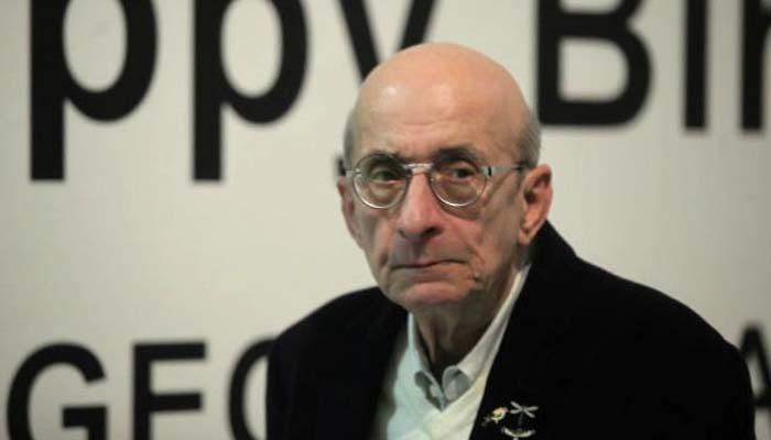 Πέθανε ο ποιητής,στιχουργόςκαιπεζογράφος Μάνος Ελευθερίου