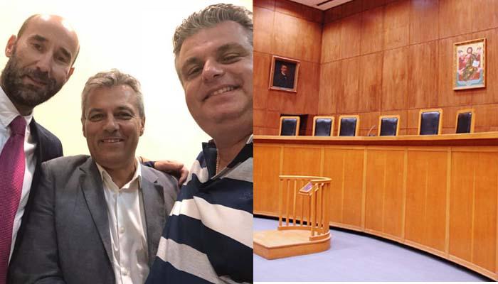 Ελεύθεροι με περιοριστικούς όρους οι συλληφθέντες πρώην αιρετοί του δήμου Μεσολογγίου για την υπόθεση των ελληνοποιήσεων