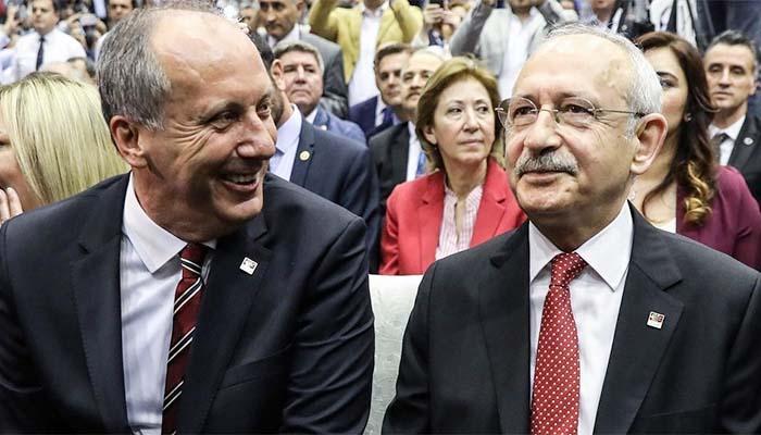 Τουρκία: Ο Μουχαρέμ Ιντζέ ζήτησε Αλλαγή σκυτάλης στους Κεμαλιστές του CHP