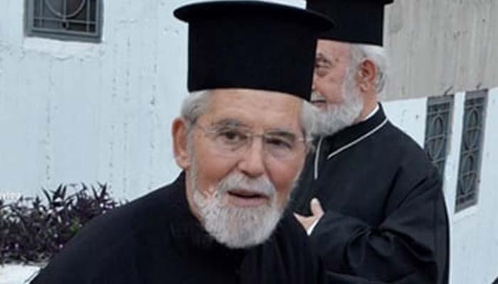 Νεκρός ο π. Σπυρίδων του Ι.Ν. Αγίου Νικολάου Χαλανδρίου από την πυρκαγιά στην Ανατολική Αττική