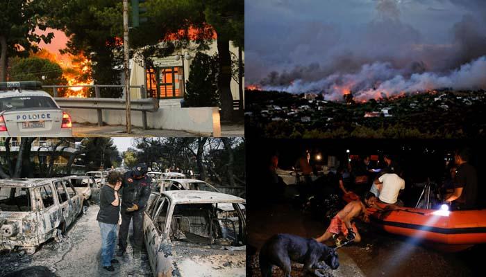 Δήμαρχος Ραφήνας: Τουλάχιστον 60 οι νεκροί – Στους 94 οι τραυματίες και 11 οι διασωληνωμένοι