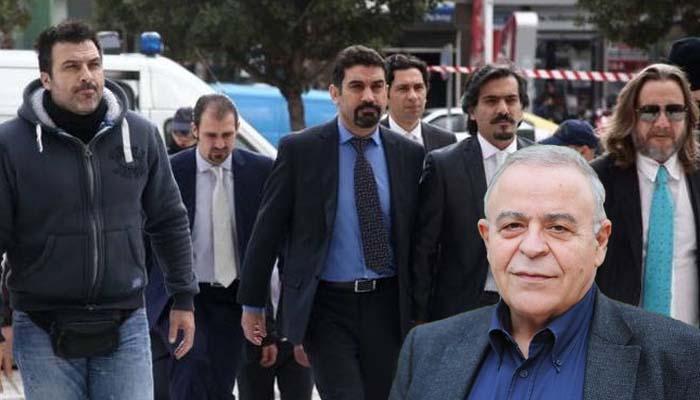 Το συγκινητικό μήνυμα των 8 Τούρκων αξιωματικών προς τον Στ. Τσακυράκη που μεταφέρει ο Απόστολος Δοξιάδης