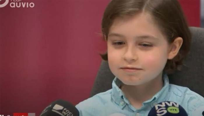 Βέλγος οκτάχρονος πήγε κατευθείαν από το δημοτικό στο πανεπιστήμιο