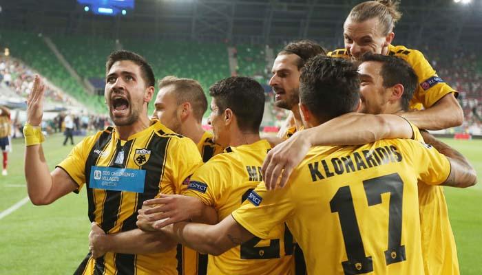 Μετά από 12 χρόνια ξανά στους ομίλους του Champions League η ΑΕΚ