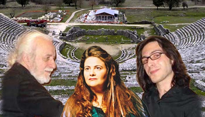 Νότης Μαυρουδής*: Συναυλία στο αρχαίο θέατρο της Δωδώνης