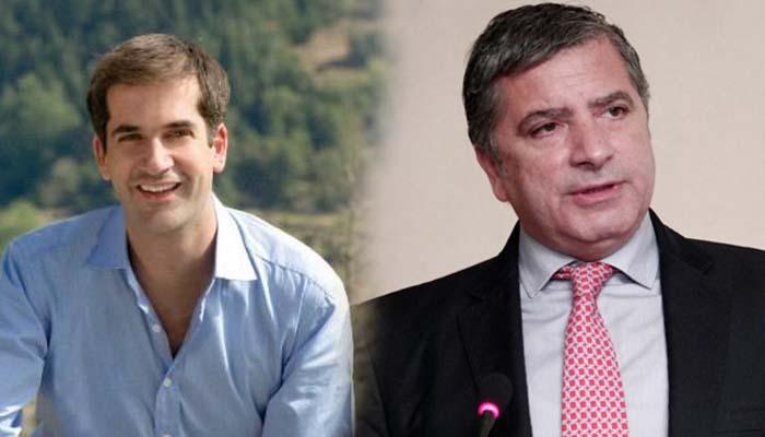 Νέα Δημοκρατία: Κώστας Μπακογιάννης για το δήμο Αθηναίων και Γιώργος Πατούλης για την Περιφέρεια Αττική