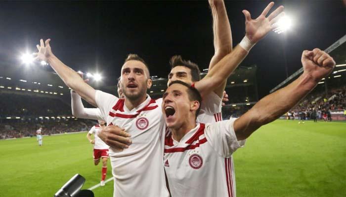 Στους ομίλους του Europa League ο Ολυμπιακός