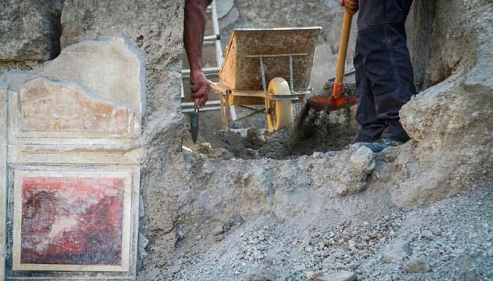 Νέα εκπληκτικά ευρήματα ανασκαφών της Πομπηίας