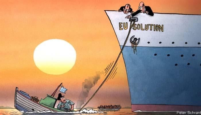 Economist: Κανείς δεν μπορεί να μιλήσει για «success story»- Οι περιπέτειες θυμίζουν Οδύσσεια