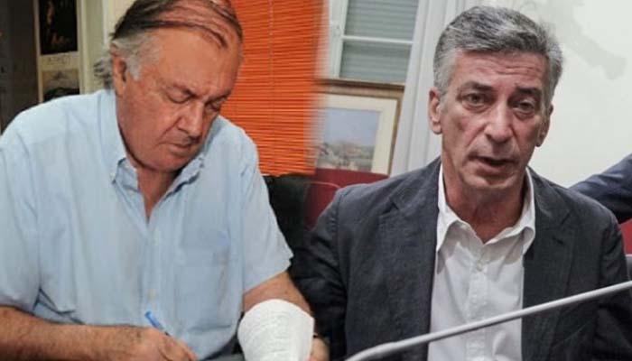 Χαμός στην ΕΡΤ – Θαλασσινός εναντίον Κωστόπουλου