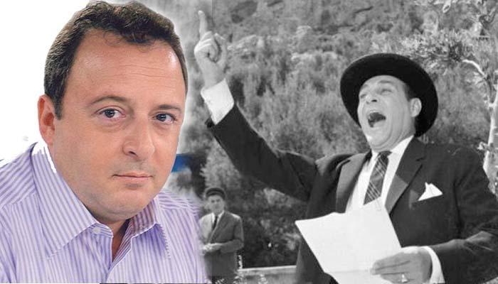 Δημήτρης Καμπουράκης: Πας μη Μαυρογιαλούρος, νεοφιλελεύθερος;