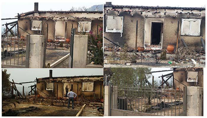 HuffPostGreece: Από καλώδια της ΔΕΗ η φωτιά στην Κινέτα και όχι από εμπρησμό!!!!