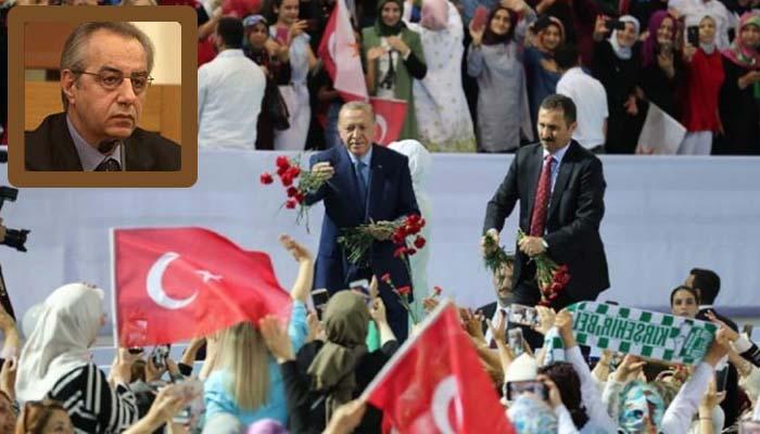 Κώστας Μελάς*: Η κρίση χτυπάει την εκλογική βάση του Ερντογάν