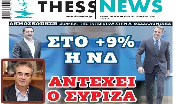 Γιάννης Μαγκριώτης: Μερικά ευρήματα μιας έρευνας γνώμης για την πρόθεση ψήφου στην A' εκλογική περιφέρεια Θεσσαλονίκης για προβληματισμό
