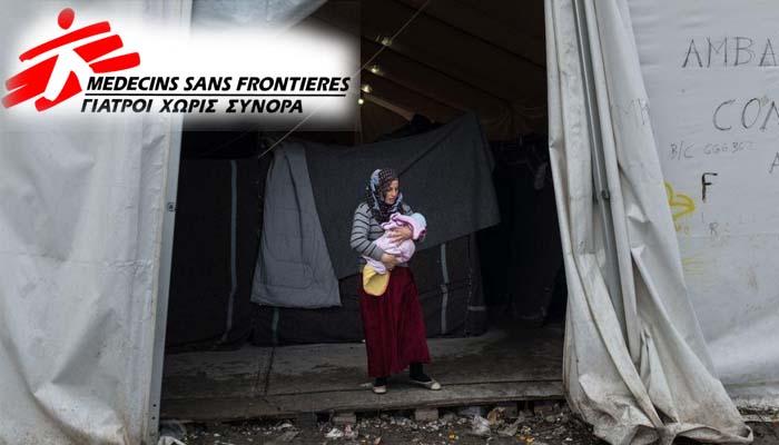 Γιατροί Χωρίς Σύνορα: Έκκληση για απομάκρυνση των παιδιών από τη Μόρια
