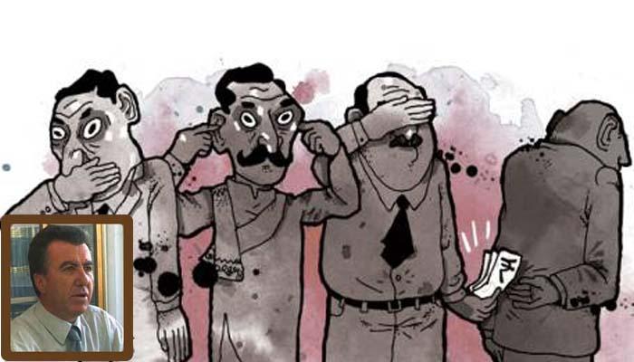 Νίκος Τσούλιας*: Η μεγάλη πληγή της διαφθοράς