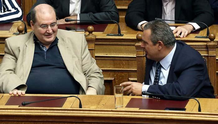 Φίλης για Καμμένο: Θέλω να τον δω να ρίχνει την κυβέρνηση, δεν τον πιστεύω!!