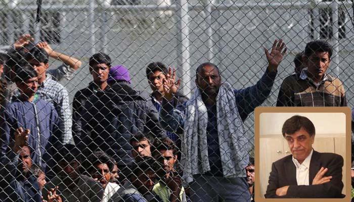 Σπύρος Παπασπύρος: Τα ίχνη των μεταναστών στο «στάχυ» της οικονομίας!