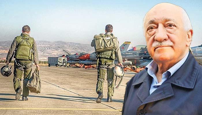 Τουρκία: 85 συλλήψεις στρατιωτικών της πολεμικής αεροπορίας!