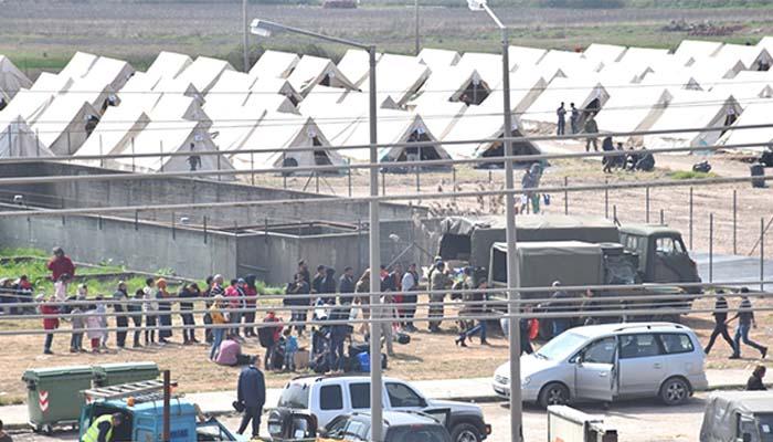 1 νεκρός και 7 τραυματίες από αιματηρό επεισόδιο στο κέντρο φιλοξενίας προσφύγων στην Μαλακάσα