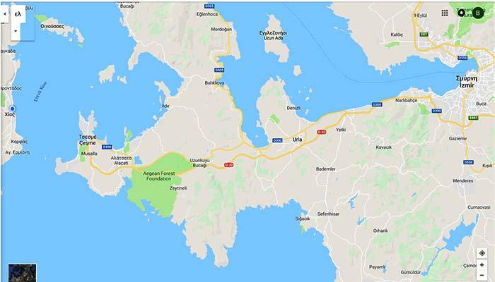 Αποστολή του fourtounis.gr στην Χίο – Τσεσμέ – Σμύρνη [ φωτο] (2)