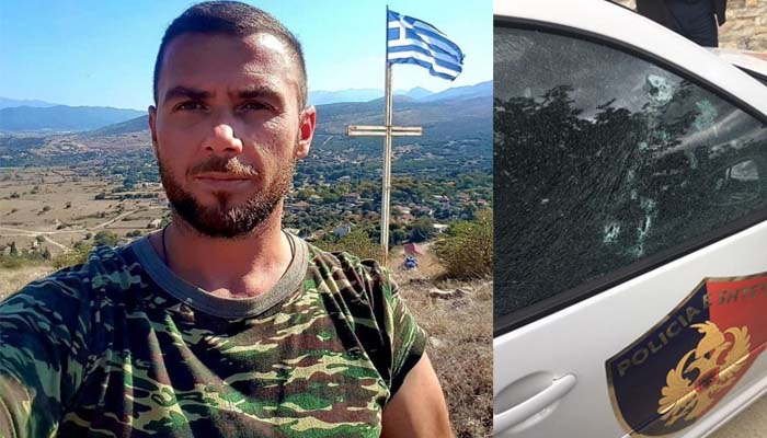 Νεκρός από πυρά Αλβανών αστυνομικών ο ομογενής που ύψωσε Ελληνική σημαία σε νεκροταφείο πεσόντων