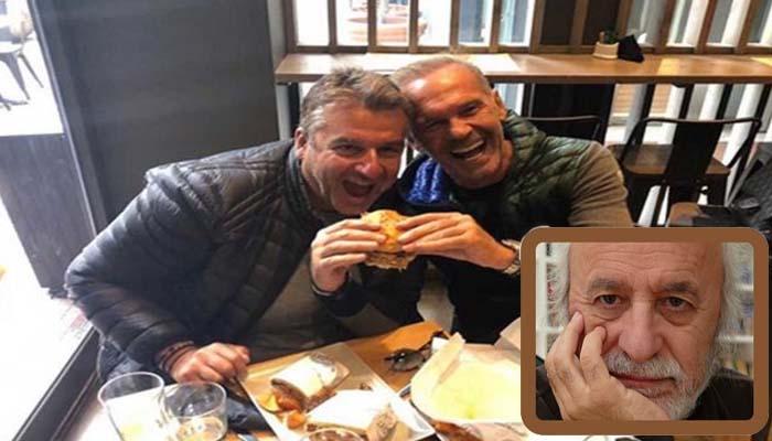 Νότης Μαυρουδής: Το σάντουιτς των αστέρων…