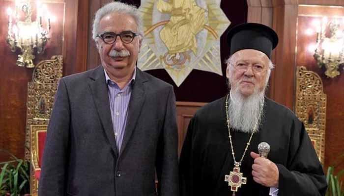 Συνεδριάζει από σήμερα η Ιερά Σύνοδος του Οικουμενικού Πατριαρχείου -Συνάντηση Βαρθολομαίου και Γαβρόγλου