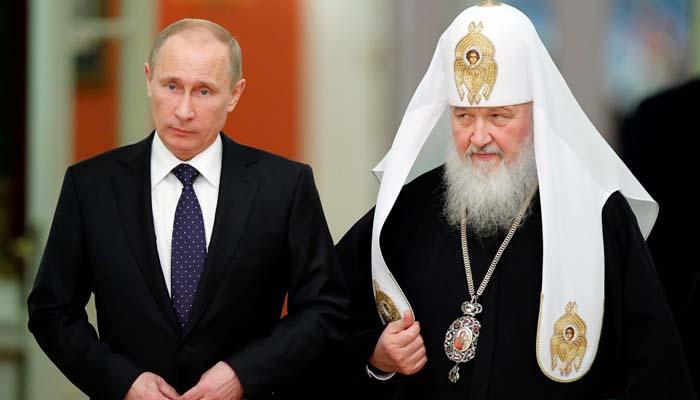 Προειδοποίηση Πούτιν για το «σχίσμα» των Εκκλησιών