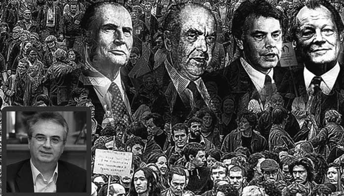 Γιάννης Μαγκριώτης: Η ευρωπαϊκή σοσιαλδημοκρατία και η Ελλάδα